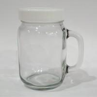 KIG DJ 300 Drink Jar Harvest Time Mug Cafe Souvenir Gelas