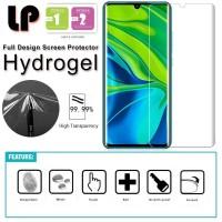 LP HD Hydrogel Screen Guard Xiaomi Mi Note 10 Pro - Antigores Clear