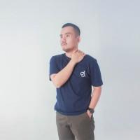 AME Raincoat - Summer Logo Tee - Navy