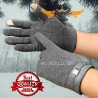 Sarung tangan pria musim dingin Touch screen