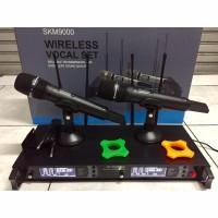 SKM 9000 MIC WIRELESS SENNHEISER SKM 9000 4 antena