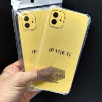 Case iPhone 11 Anti Crack Case Casing softcase Anticrack Soft Case