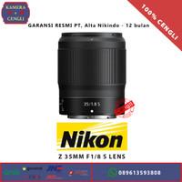 Nikon NIKKOR Z 35mm f1.8 S Lens - Garansi Resmi Alta Nikindo