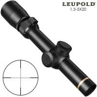 Teleskop Leupold VX III 1.5-5x20 Mildot Scope Buntung Leupold Mark VX