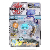 Bakugan Battle Planet 023 Mini Bear White Basic Pack