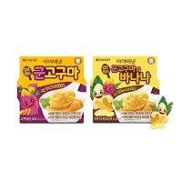 Ivenet Sweet Roasted Potato + Banana