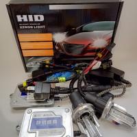 Lampu HID Xenon H4 Set Ballast 6000K Putih 35 watt