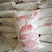 Tepung Tapioka Cap Gunung Agung 25 kg,GOJEK ONLY