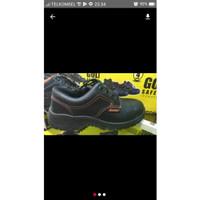 Sepatu Safety KRISBOW Hercules 4 Inch