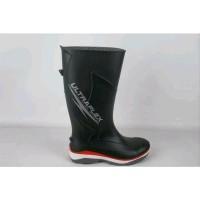 Sepatu Booth AP Ultraflex Motor Kebun Outdoor Tahan Air Berkualitas