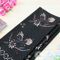 KAIN BATIK Full Tulis Batik Bakaran bahan seragam couple sarimbit