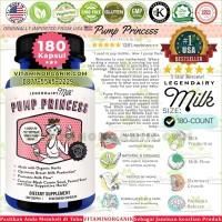 Pump Princess ASI Booster / Pelancar / Penambah / Pengental ASI 180cap