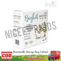 Bagbit Kantong Asi 120 ml / Plastik Asi Breastmilk Storage Bag