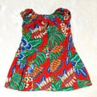Baju Daster 2-4 Tahun Dress Anak Perempuan Termurah No Obras