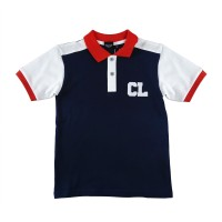 KIDS ICON - Polo T-shirt Anak Laki-laki COLOURS Prnting - CL201700190
