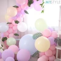 Balon Latex Jumbo 36 Inch / Balon Pastel Jumbo / Balon Macaron Jumbo