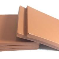 Bantal Alas Duduk/Bantal Meditasi Coklat Muda 50x50x4 cm
