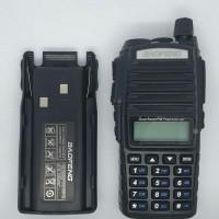 HT BAOFENG HANDY TALKY UV- 82 WALKIE TALKIE RADIO KOMUNIKASI UV- 82