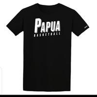 T SHIRT KAOS REGION PAPUA BASKET BALL JAYAPURA