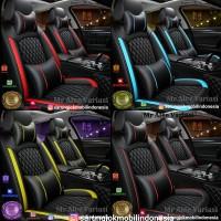 Sarung Jok Mobil All New Baleno Jazz Rs 2017 2018 2019 Sirion 2016