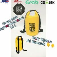 Ocean pack bag drybag water proof bag waterproof bag tas anti air 15L