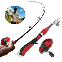 New ✦ Fishing Rod dan Reel Set Casting Carbon Ultra dengan Light