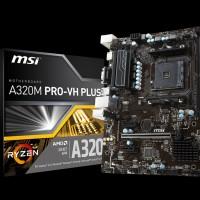 MURAH Motherboard MSI A320M Pro VH Plus