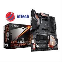MURAH Gigabyte Motherboard X470 AORUS ULTRA GAMING - So