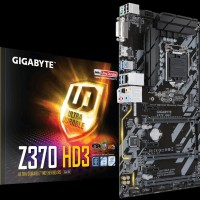MURAH MOTHERBOARD GIGABYTE Z370 - HD3 - MAINBOARD GA Z3