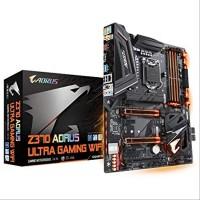 MURAH motherboard Gigabyte Z370 Aorus Ultra Gaming 3