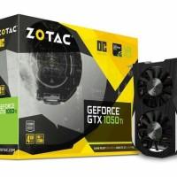 MURAH TERUJI Zotac GeForce GTX 1050 Ti 4GB DDR5 OC Seri