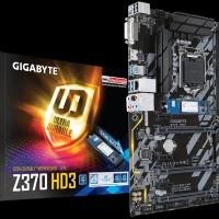 MURAH Gigabyte Z370 HD3-OP Socket 1151