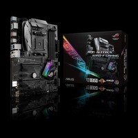 MURAH ASUS ROG STRIX B350F GAMING SOC AM4 DDR4 GARANSI
