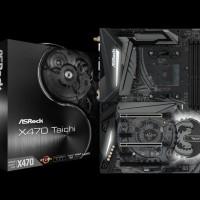 MURAH GROSIRAN Motherboard ASRock X470 Taichi AM4