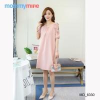 Mommymine Baju Hamil / Dress Hamil Impor (MD_6330)