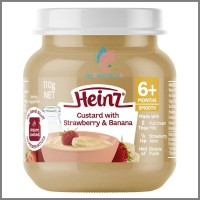 Heinz Jar Umur 6 bulan/ Makanan Bayi
