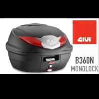 BOX GIVI B360N ANTI PECAH ANTI PANAS NEW BRAND ORIGINAL PRODUCT