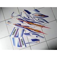 stiker striping yamaha jupiter z cw 2005 putih biru