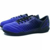 TERLARIS Sepatu Futsal Ortuseight Utopia Vortex Blue Black TEMURAH