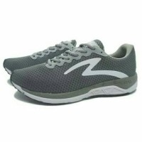 TERLARIS Sepatu Running Specs Dual Enduro Dark Granite Palona Grey