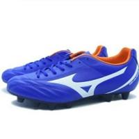 TERLARIS Sepatu Bola Mizuno Monarcida Neo Select FG Reflex Blue