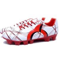 TERLARIS Sepatu Bola Ortuseight Ventura Fig White Red Black TEMURAH