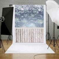 Promo 3 * 5ft baground Foto Studio Bahan Kayu untuk Fotografi