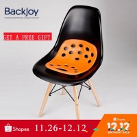 Ergonomic BackJoy Sitting Cushion - Recommended for All Ages - One