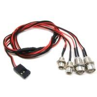 Lampu LED RC Drift Car 1:10 On-Road 5mm dan 3mm
