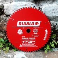 Mata gergaji circular Freud D0760A Diablo 7 Inch 60T ATB