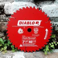 Mata gergaji circular Freud D0740A Diablo 7 Inch 40T ATB
