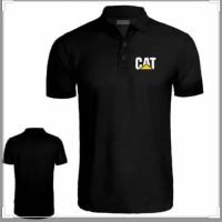 polo shirt/kaos kerah BIG SIZE 3XL-4XL CATERPILLAR TERBARU