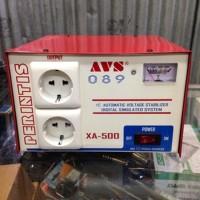 stabiliser stabilizer avs perintis 500w 500watt
