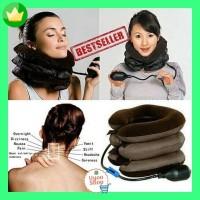 Travel Pillow Bantal Leher Di Perjalanan Terapi Leher Neck Stretcher